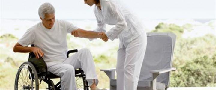 Auxiliar en geriatría y gerontología ¿qué significa?