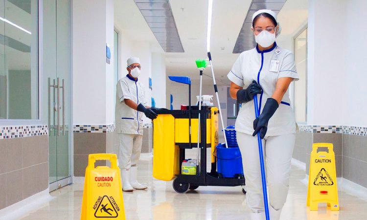 Limpieza y desinfección en hoteles. Curso covid 19